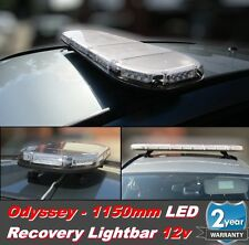 1200mm LED Amber  Beacon Recovery Light Bar  - 115cm 1150mm 45""