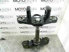 Yamaha TDM 900 10 OEM top & bottom triple tree clamp yoke with nuts risers