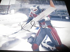 PAUL RUDD SIGNED AUTOGRAPH 8x10 PHOTO ANTMAN CAPTAIN AMERICA CIVIL WAR COA AUTO