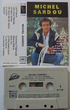 Michel SARDOU    (K7 AUDIO) SYSTEM DISCO SD 704 12 TITRES