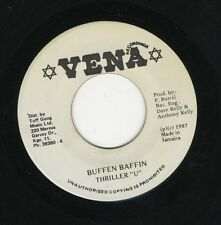 "Thriller U – Buffen Baffin ORIG JA 7"" VENA EX"