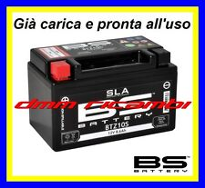 Batteria BS SLA Gel KYMCO PEOPLE S 200 IE 07 08 2007 2008 carica pronta all'uso