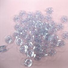 50 Plastic Bobbins #X52800120, X52800150 For Babylock, Brother Sewing Machines