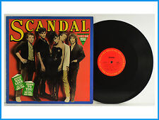 "SCANDAL "" Love's Got A Line On You "" Record Columbia 5C 38194 #606"
