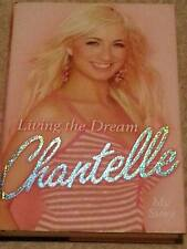 Chantelle Houghton SIGNED Living the Dream UKHC 1st Edn Big Brother