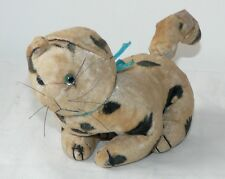 CAT TOY  wind up made in japan vintage 1960  GATTO PELUCHE CARICA A MOLLA gioco