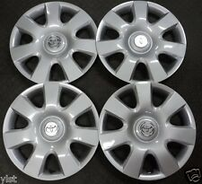 "TOYOTA 15"" HUBCAP (4 PC SET) WHEEL COVER OEM REPLICA 61115 FACTORY  REPLACEMENT"