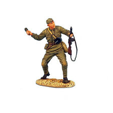 First Legion: RUSSTAL006b Russian Infantry Throwing Grenade - Pilotka
