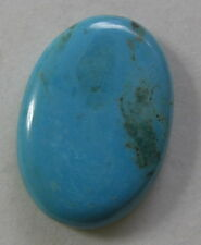 BEAUTIFUL 75 CT OVAL SHAPE NATURAL EARTH MINED BLUE TURQUOISE FROM AFGANISTHAN