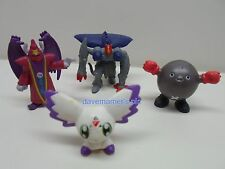 "Digimon Bandai Mini Figure 1.5"" Season 2 2001 Collectable Set #28 Kuramon"