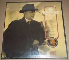 THE COMPLETE RACHMANINOFF Vol.4 - RCA ARM3-0295 SEALED