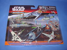 Star Wars DROID ARMY AMBUSH The Force Awakens Micro Machines Deluxe Vehicle Pack