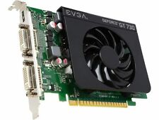 EVGA GeForce GT 730 DirectX 12 (feature level 11_0) 02G-P3-2738-RX 2GB 128-