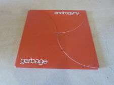 GARBAGE - ANDROGYNY  - TRASH34 !!!!!RARE CD COLLECTOR!fold-out wallet sleeve