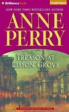 Charlotte and Thomas Pitt: Treason at Lisson Grove 26 by Anne Perry (2016,...