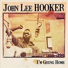 JOHN LEE HOOKER - I'M GOING HOME  CD NEU