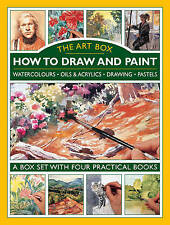 The Art Box - How to Draw and Paint by Hazel Harrison (Hardback, 2016)