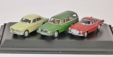 VOLVO 3 Car Set - 245 Estate / P1800 / Amazon 1/76 scale model by Oxford Diecast