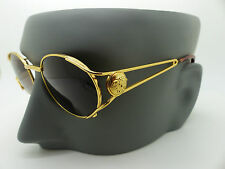Versace Gianni Sunglasses Mod G98.S Col 030  Genuine Vintage New Old Stock