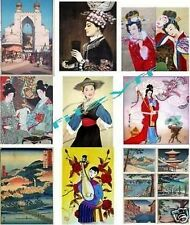 3000 images de la culture du japon chine & photos CD artisanat art
