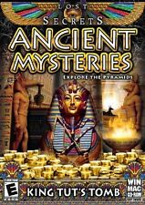 LOST SECRETS:ANCIENT MYSTERIES PC ACTION NEW VIDEO GAME