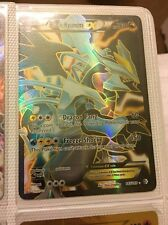x1 Pokemon Black Kyurem EX Full Art x1 NM Boundaries Crossed 145/149 NM