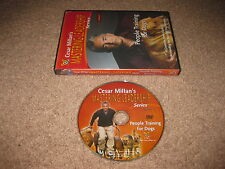 Cesar Milan's Mastering Leadership Series Volume 1 People Training for Dogs DVD