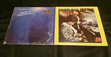 (2) ROBERTA FLACK LP VINYL RECORD LOT! BLUE LIGHTS IN THE BASEMENT FIRST TIME