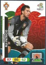 PANINI EURO 2012-ADRENALYN XL-PORTUGAL-RUI PATRICIO