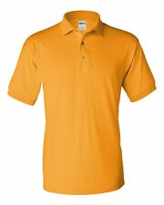 Gildan - DryBlend Jersey Sport Polo Shirt - 8800 - G880  Sizes S-5XL