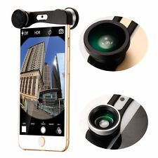 "Olloclip Style Black Fisheye + Wide Angle+ Macro Camera Lens For iPhone 6 (4.7"")"
