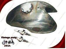 BENELLI MOJAVE CAFE RACER 260 360 PETROL FUEL GAS TANK WITH PAIR OF CHROMETAP