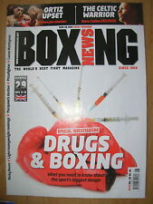 BOXING NEWS 28 JUNE 2012 SPECIAL INVESTIGATION DRUGS & BOXING