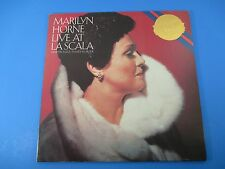 Marilyn Horne Live At La Scala Album LP Vinyl Martin Katz Piano Klavier M 37819
