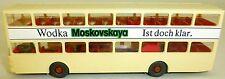 Moskovskaya Bus publicité 69 Reichstag imprimé MAN SD 200 off WIKING 1:87 HV3å