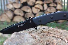 Jagdmesser Klappmesser Reisemesser FULL TANG KANDAR 8CR14MOV - SURVIVAL KNIFE