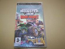 Monster Jam: Urban Assault  PSP **New & Sealed**