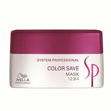 WELLA SP COLOR SAVE MASK 200ml CONTINUOUSLY PROTECTS COLOURED HAIR