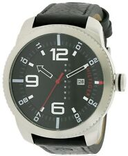Tommy Hilfiger Leather Mens Watch 1791014