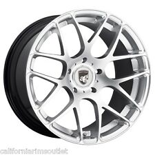 "19"" RUGER MESH CONCAVE WHEELS RIMS FOR PORSCHE 996 997 991 911 CARRERA C2 C4"