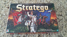 Classic Stratego Board Game - War Strategy - 1999 Milton Bradley - 100% Complete