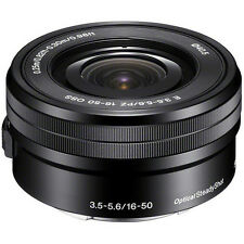 Sony 16-50mm f/3.5-5.6 OSS Alpha E-mount Retractable Zoom Lens *SELP1650* NEW!