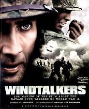 Windtalkers: The Making of the John Woo Film about the Navajo Code Tal-ExLibrary
