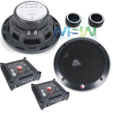 "*NEW* ROCKFORD FOSGATE T1675-S 240W MAX 6-1/2"" 2-WAY COMPONENT SPEAKER SYSTEM"