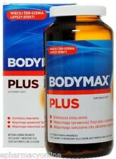 BODYMAX PLUS 200 tab. - VITAMINS MINERALS ENERGY FOCUS FREE SHIPPING