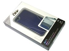 New iSkin Aura Blue Case for iPhone 4/4S ARIPH4-BE2 -FREE SHIPPING