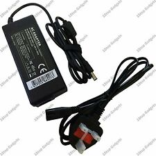 For Samsung NP700G7A-S01UK  LAPTOP CHARGER + 3 PIN UK MAINS CABLE