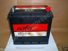 CAR BATTERY BATTERIA ACCUMULATORE FIAT 500 F L R 45AH
