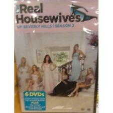 THE REAL HOUSEWIVES OF BEVERLY HILLS SEASON 2 DVD