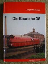 Die Baureihe 05 - EK Verlag 2'C2'h3 Schnellzuglokomotive S 37.18 Dampflokomotive